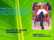 DHIRUBHAI AMBANI THE MOST ENTERPRISING INDIAN ENTREPRENEUR