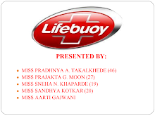 PROJECT ON LIFEBUOY SOAP