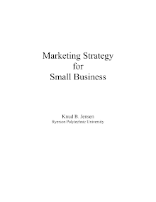 Study on Marketing Strategy for Small Business