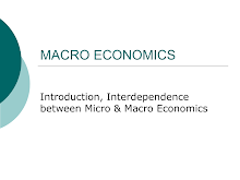 Interdependence between Micro & Macro Economics