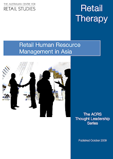 Retail Study on Retail Human Resource Management in Asia