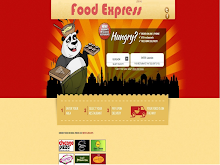Food express ecommerce - Operation management (OM)
