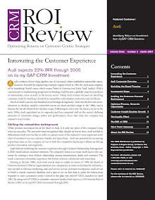 Innovating the Customer Experience : Audi