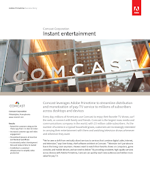 Case Study on Comcast Corporation
