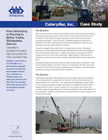 Case Study on Caterpillar Inc.