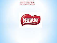 ERP Succesful Implementation at Nestle
