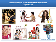 Introduction to Hindustan Unilever Limited  August 2012