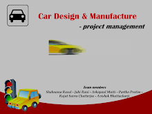 Project Management on Car Design and Manufacture