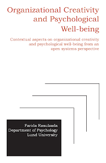 Project on Organizational Creativity and Psychological