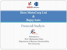 FINANCIAL ANALYSIS OF HERO MOTO CORP AND BAJAJ AUTO