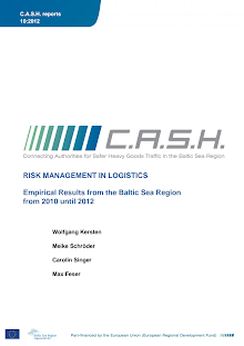 Project Study on Risk Management in Logistics
