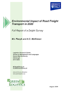 Report Study Impact of Road Freight Transport
