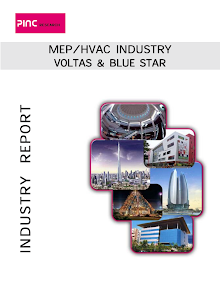 MEP/HVAC INDUSTRY VOLTAS & BLUE STAR