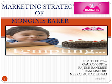 MARKETING STRATEGIES OF MONGINIS