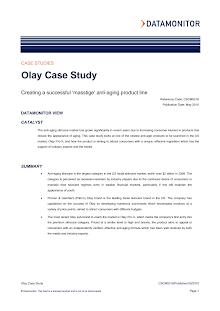 Olay Case Study