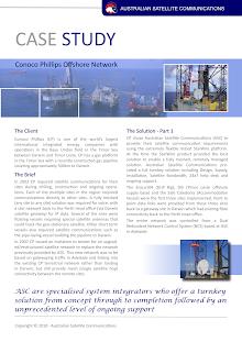 White Paper on Conoco Phillips