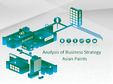 ANALYSIS OF BUSINESS STRATEGY OF ASIAN PAINTS