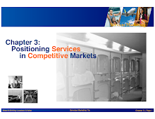 Marketing Study on Positioning Services in Competitive Markets