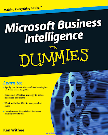 Microsoft Business Intelligence For Dummies Making Everything Easier