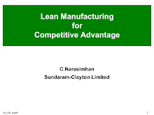 Lean Manufacturing for Competitive Advantage