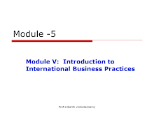introduction to international business practices