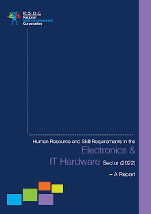 Human Resource and  Skill Requirements in the Electronics and IT Industry