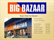Big Bazaar Report