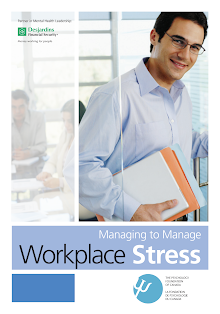 Study on Manage Workplace Stress