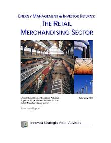 Summary Report on Retail Merchandising Sector