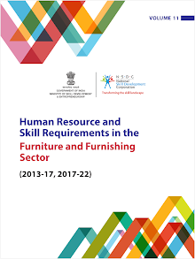 Human Resource and skill Requirements - Furniture and Furnishing Sector