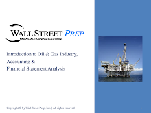 Financial Statement Analysis on Oil and Gas Industry