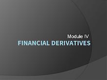 financial derivativez