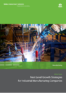 White Paper on Industrial Manufacturing Companies