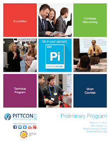 Pittcon 2015 Preliminary Program
