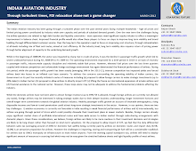 Study on Indian Aviation Industry