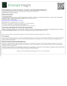 Organizational networks migration and intercultural relations in Trieste Italy
