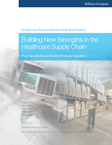 Building New Strengths in the Healthcare Supply Chain