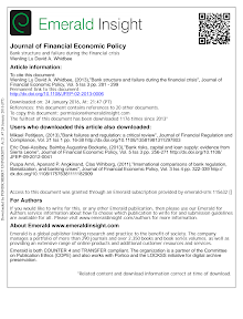 Bank structure and failure during the financial crisis