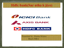 COMPARATIVE STUDY OF ICICI VS HDFC BANK