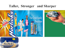 Project on Horlicks Marketing