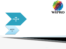 HR Policies at Wipro