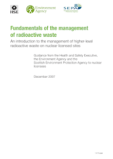 Study on Fundamentals of the management of radioactive waste