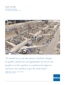 White Paper Study on Boeing Company