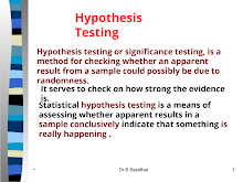 Hypothesis Testing Explained in Detail