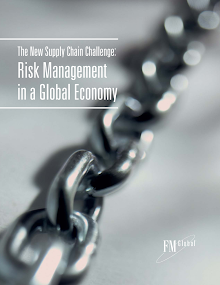 Supply Chain Study on Risk Management in a Global Economy
