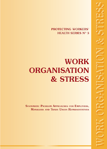 Study on Effects of Stress on Organizations