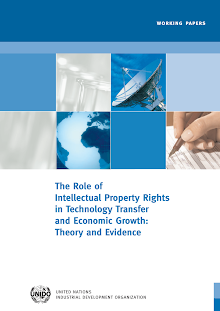 Role of Intellectual Property Rights in Technology Transfer