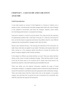 Case Study—'Dabur Over the Years: The Dabur Story'
