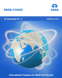 TATA Power Limited Annual Report 2011-12