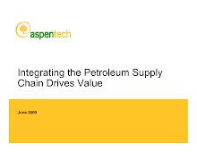 Study on Petroleum Supply Chain Challenges